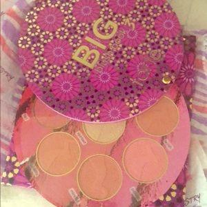 Blush palette by tarte